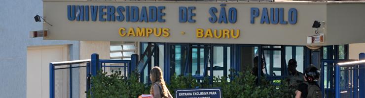 Foto da Faculdade de Odontologia de Bauru