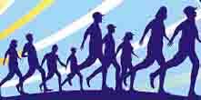 Acontece em Bauru 21ª Caminhada Pró-Saúde