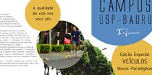 Campus USP de Bauru lança novo jornal