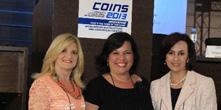 Secretárias da USP-Bauru presentes no COINS 2013