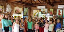 Centro Cultural expõe Primavera Revivendo