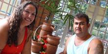 Centro Cultural realiza exposição Arte em Bambu