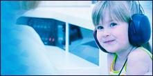 Teste avalia atenção auditiva de crianças