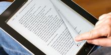 Edusp realiza pesquisa sobre livros eletrônicos