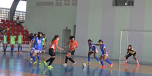 USP comemora Dia da Mulher com jogo de futsal