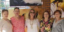 Centro Cultural da USP exp�e Amigas pela Arte