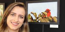 Exposição Aves do Campus na USP