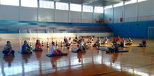 Prefeitura reforma ginásio de esportes do campus