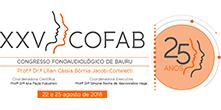 XXV Congresso Fonoaudiológico de Bauru