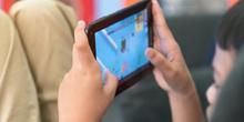 Crianças e eletrônicos são temas de pesquisa