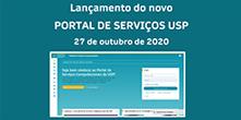 USP apresenta o novo Portal de Serviços!