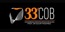 FOB realiza 33º Congresso Odontológico